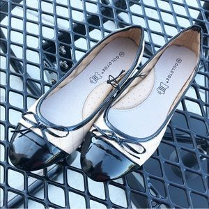 New Ballet Flats With Genuine Leather Insoles